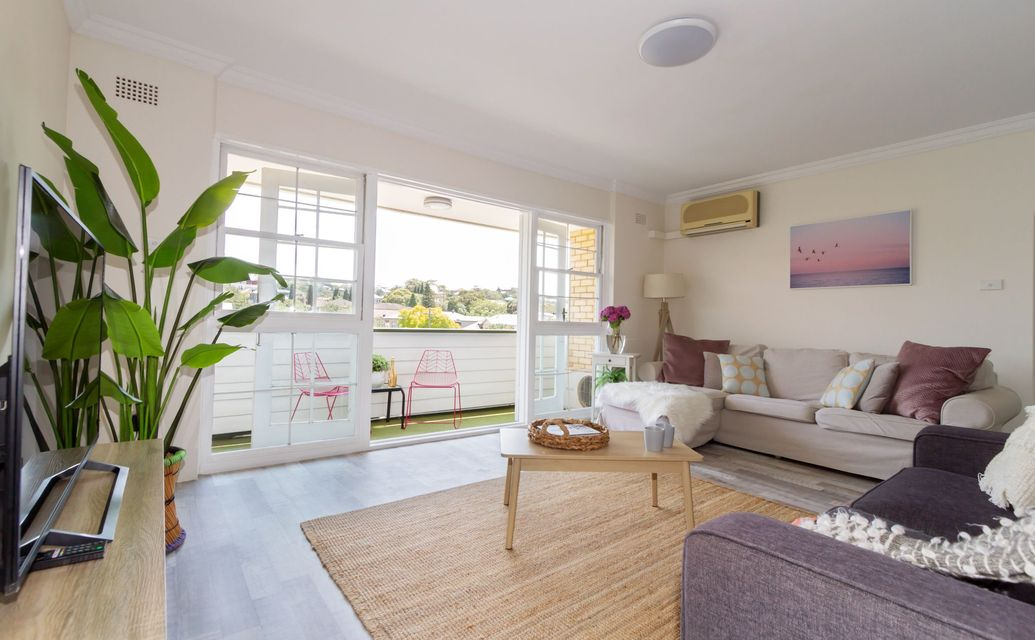 Coogee Beach Comfort – 3, 6 &12 month lease terms avail.