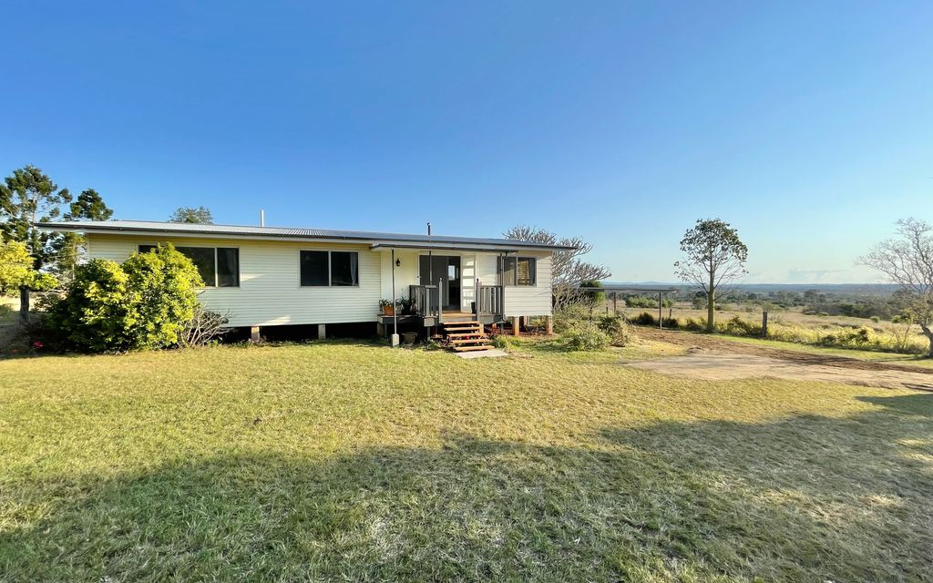 3 Bedroom Home with Bunya Mountain Views- Opportunity for additional acreage upon request