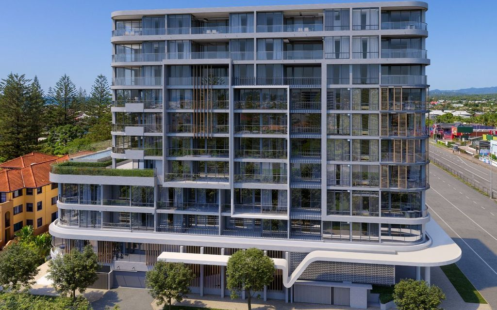 DOES TOP END BEACH SIDE LOCATION – LUXURY FINISHES AND NEW BOUTIQUE BUILDING TICKS ALL YOUR BOXES