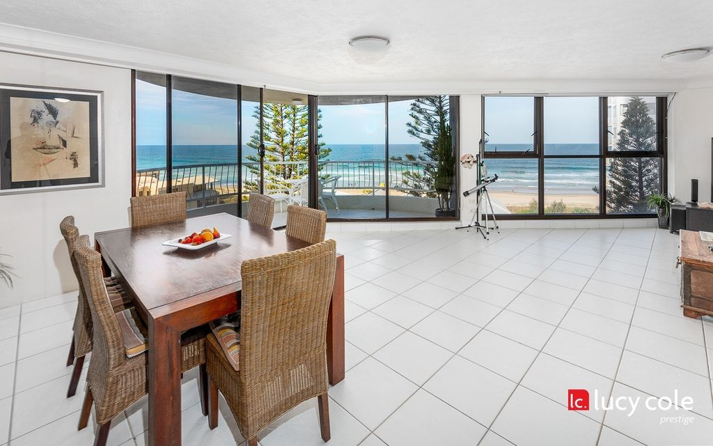 Direct Ocean Facing with Unrivalled Beachside Lifestyle at the 'Heart of it All'