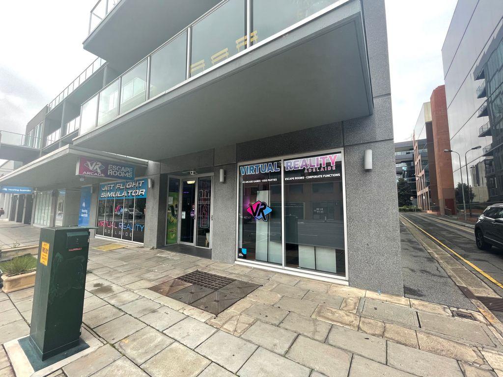Corner CBD Office/Retail