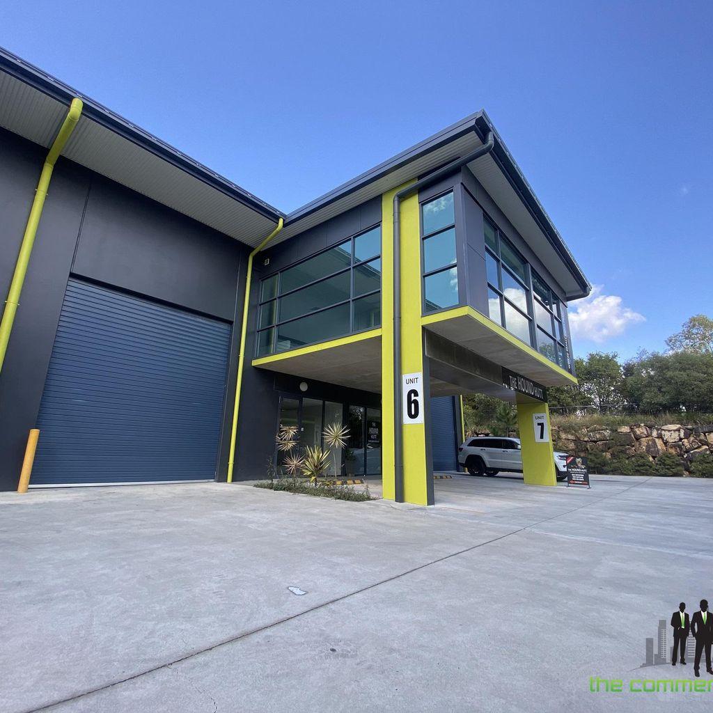 Modern Tilt Panel Warehouse and Showroom Space