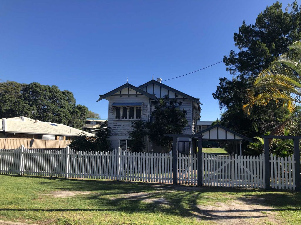 **SORRY WE HAVE AN APPROVED APPLICATION ** High Set Queenslander with Large Shed