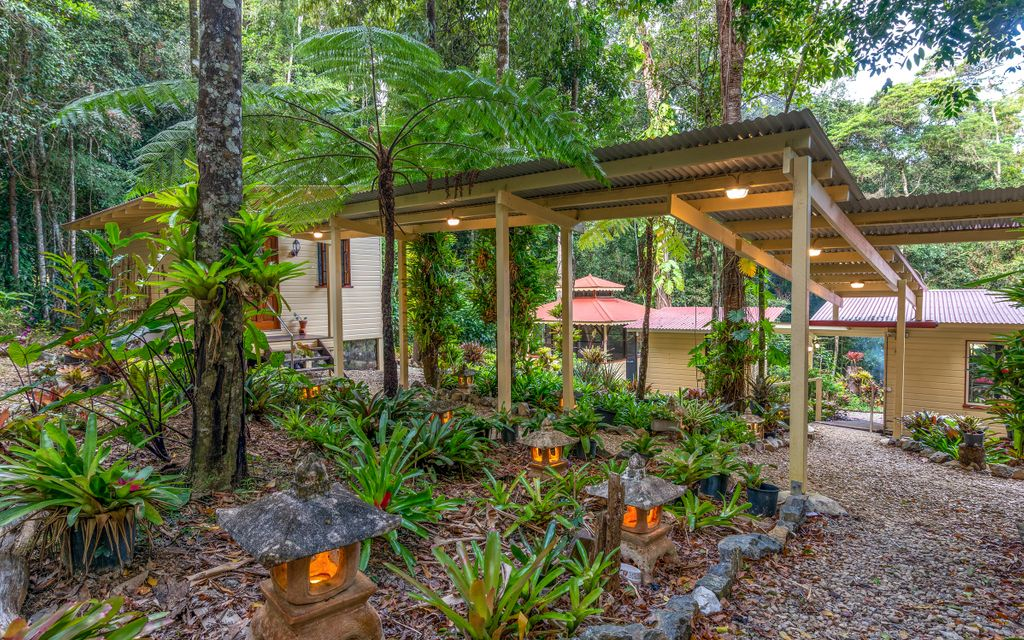 RETREAT IN RAINFOREST | MAKE THIS YOUR SANCTUARY