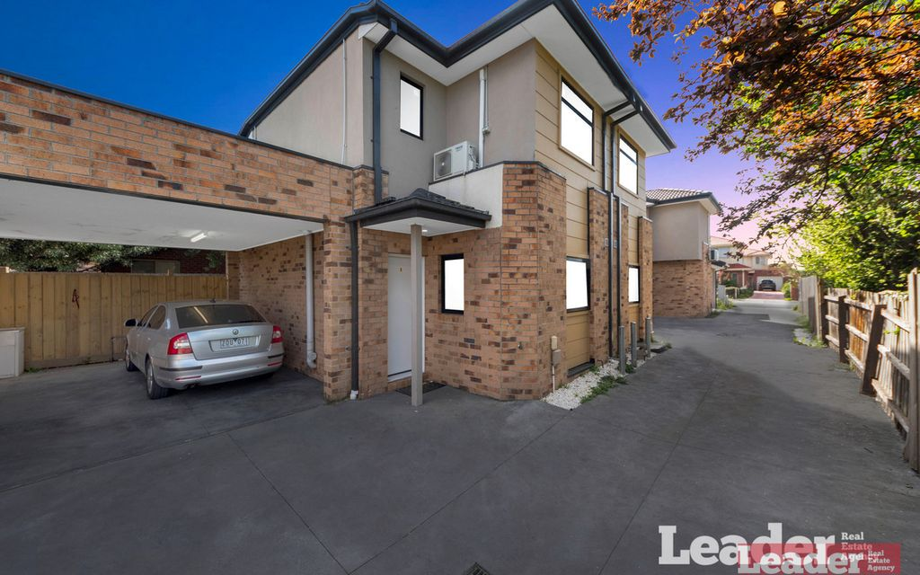 Modern, Spacious & Near New Townhome In Prime Location