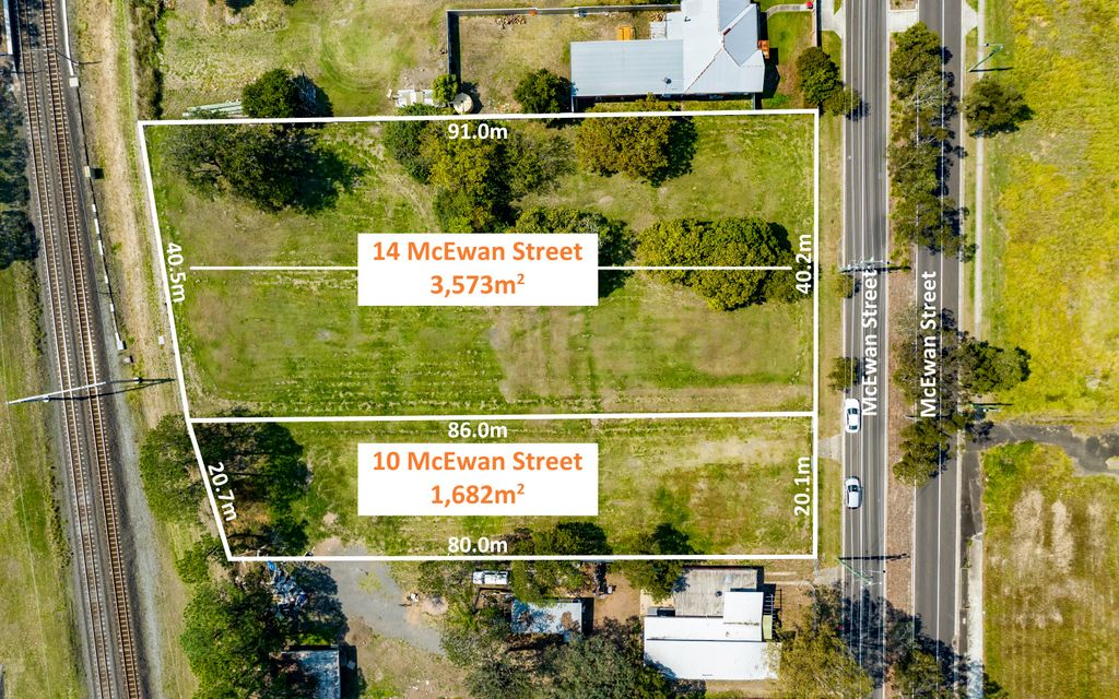 BUSINESS INDUSTRIAL LAND 5255M2 ON 3 LOTS