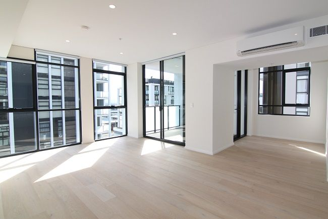 'South Village' Brand new North-facing 2 bedroom apartment plus study