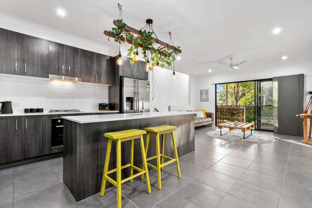 A private rainforest oasis in the heart of Mount Coolum