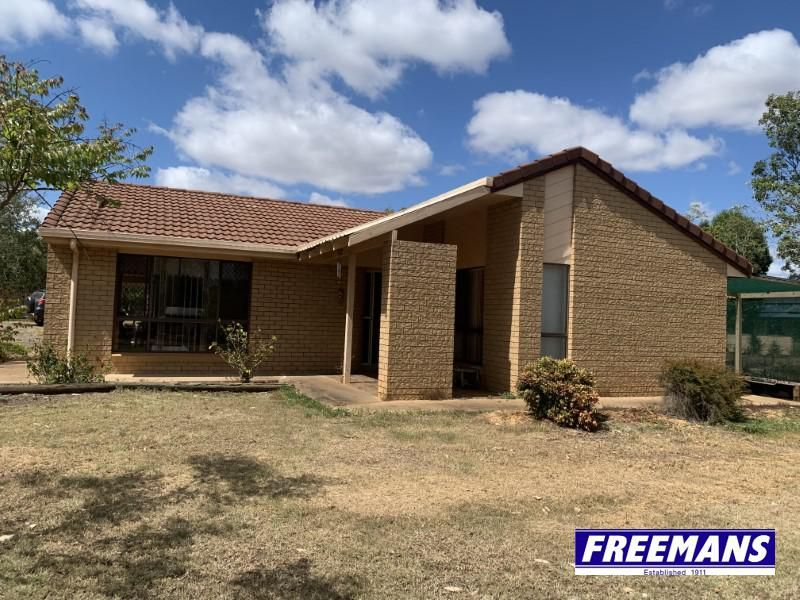 3 bedroom home on 1 acre.