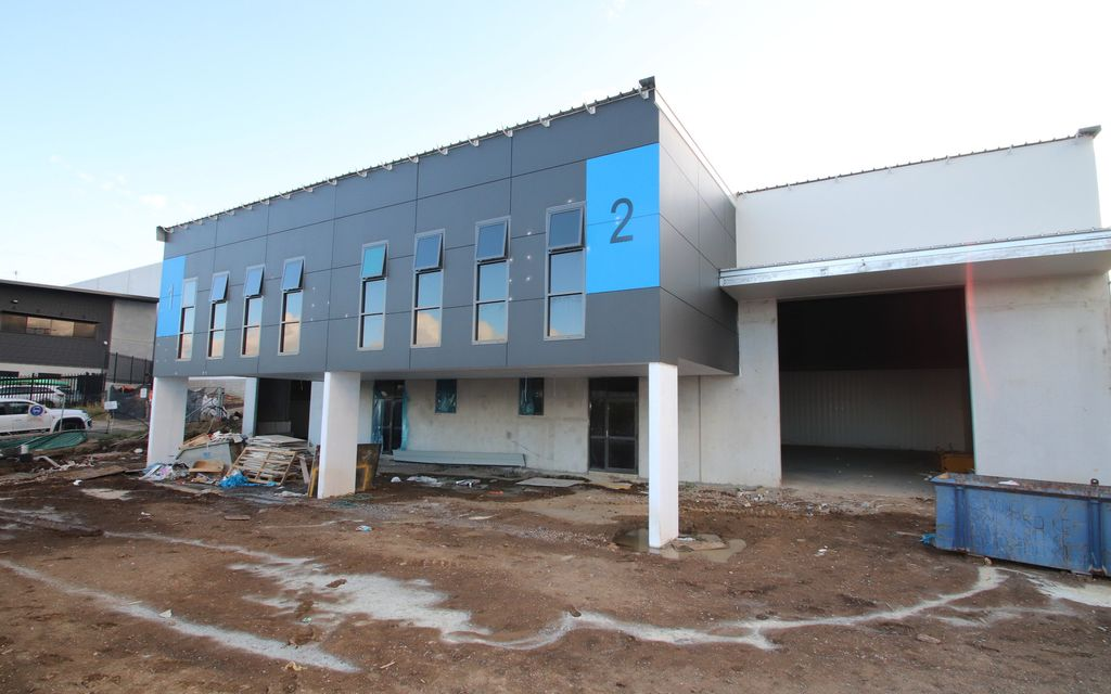 Brand New Modern Large Industrial Unit