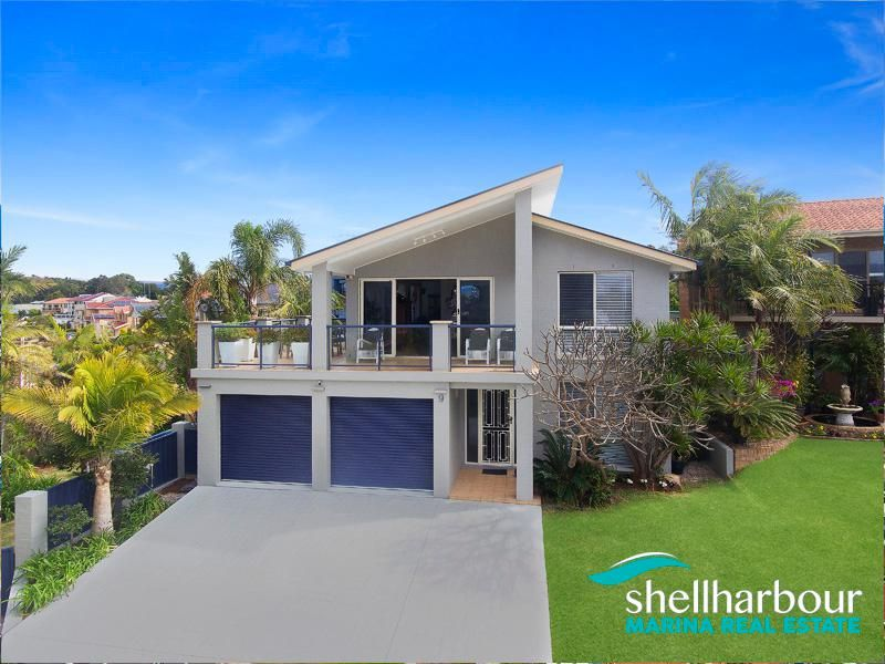 Flawless Contemporary Style with Superb Water Views of the Marina