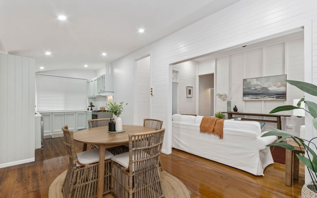 Stunning recently renovated 3 bedroom home with 3 bay shed!