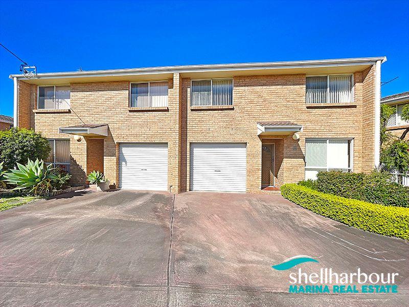 Convenient location Close to Shellharbour Village, Shops and Schools