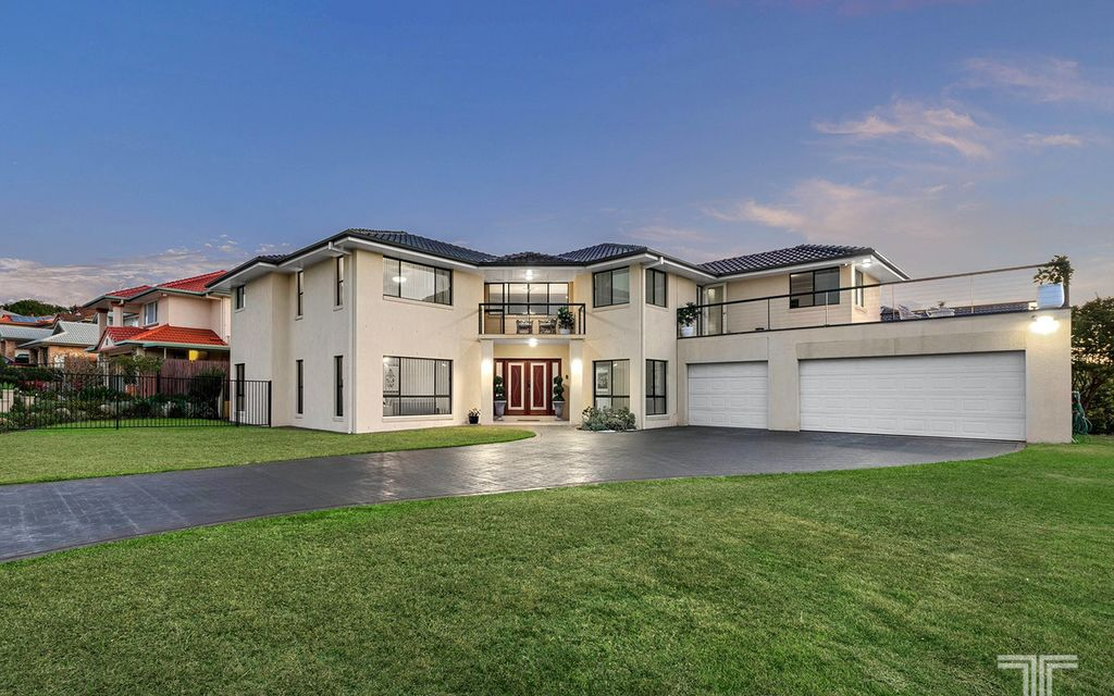 Exceptional Home with Sweeping Views and a Grand Corner Position