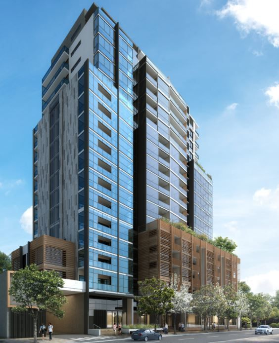 Premium Commercial Spaces for Lease – Brand NEW State of the Art High Rise Building in Wollongong CBD – AIRE WOLLONGONG