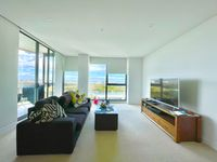 Beautiful Waterview Luxurious Two Bedroom Apartment with Quiet Access
