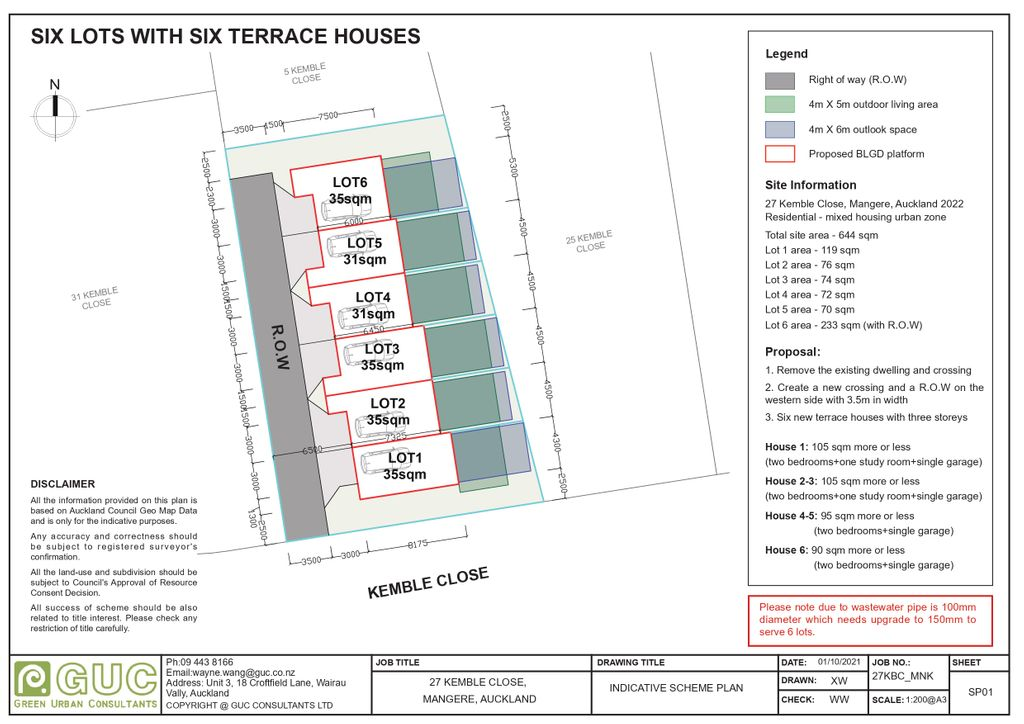 Freehold flat section up for grabs!