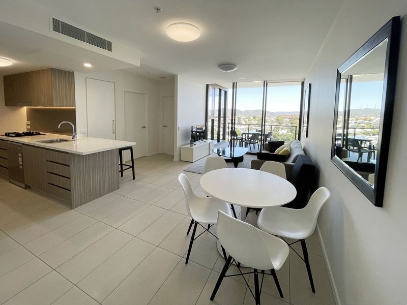 Apartment Living at its Finest – Next to QUT – Kelvin Grove Camnpus