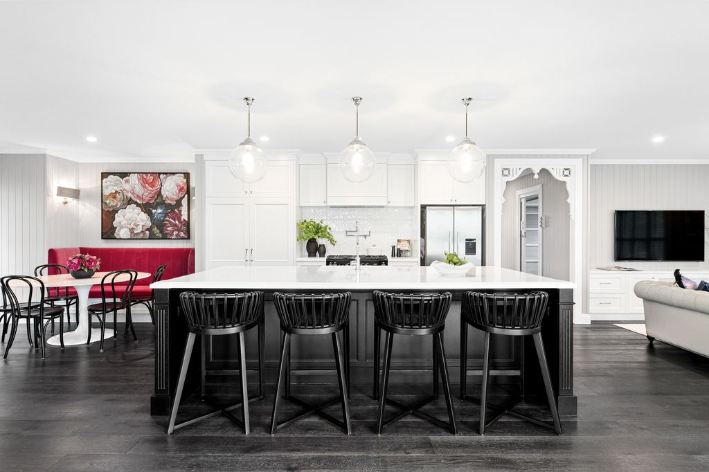 Exceptionally Stylish Family Living