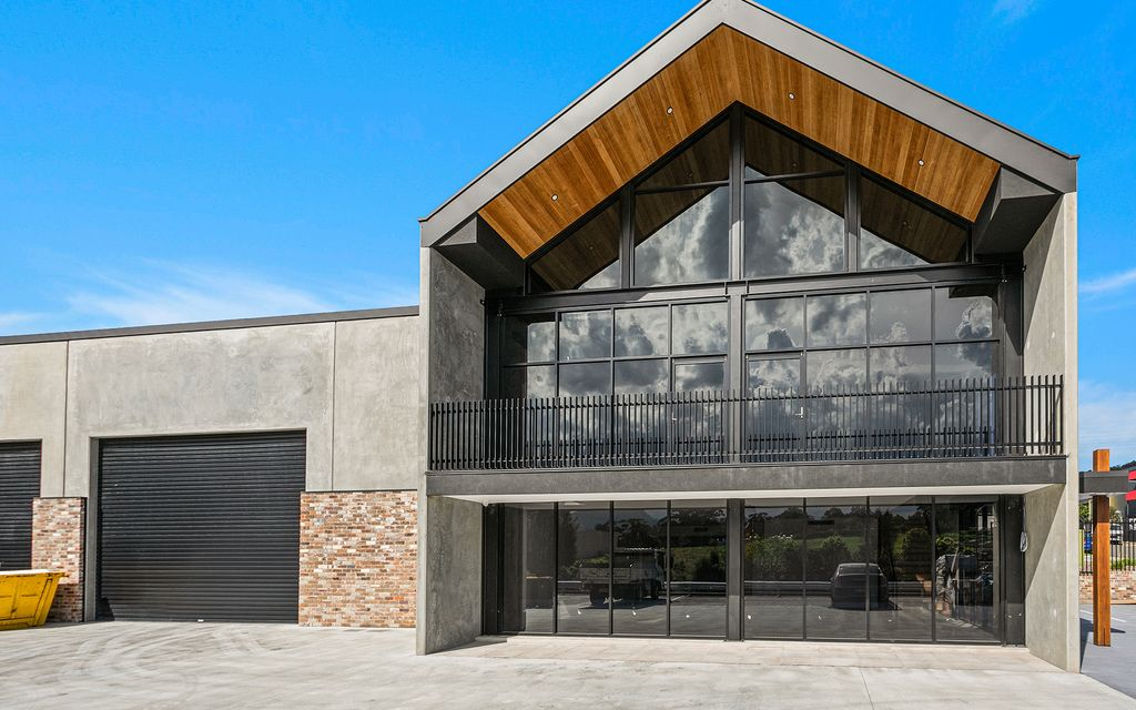 Architecturally Designed Industrial Warehouse