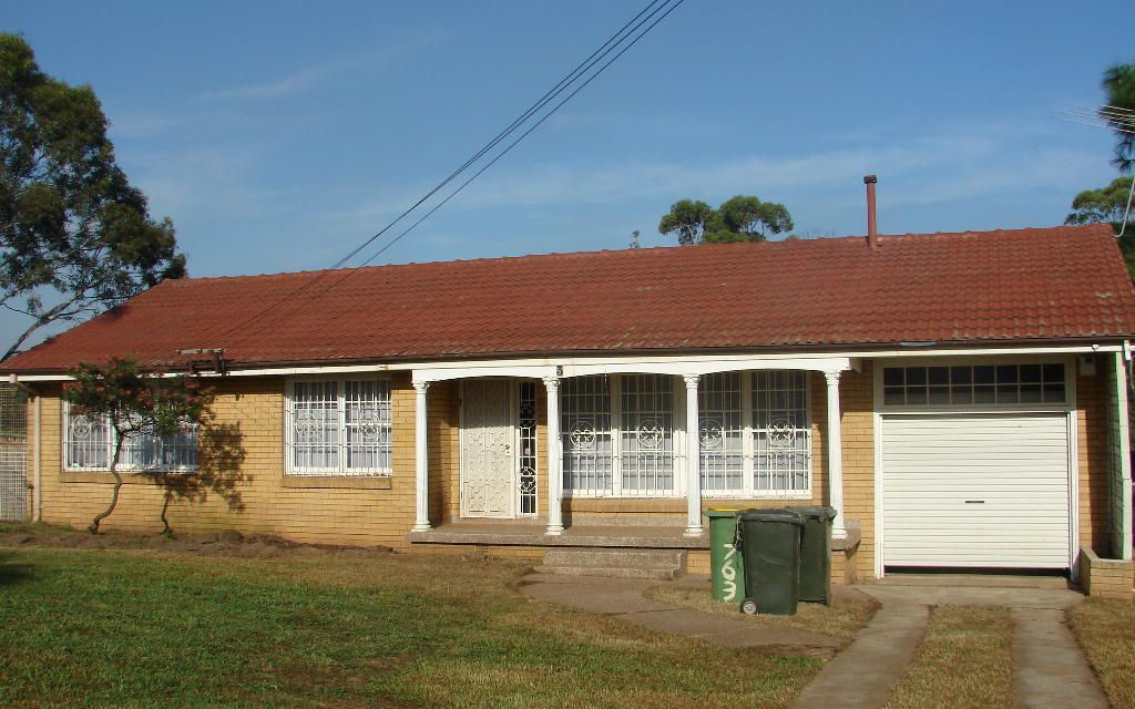3 Bedroom Home – Available now