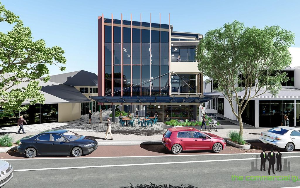 Prime Office Development In Caboolture CBD