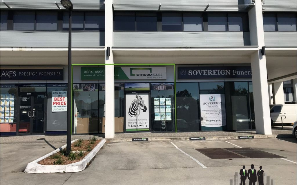 Professional Ground Floor Office/Retail Space on Discovery Drive