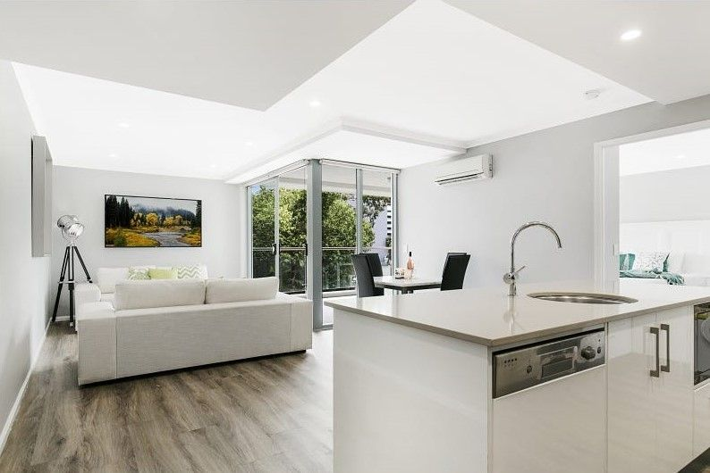 Convenient and modern apartment living or investment opportunity!