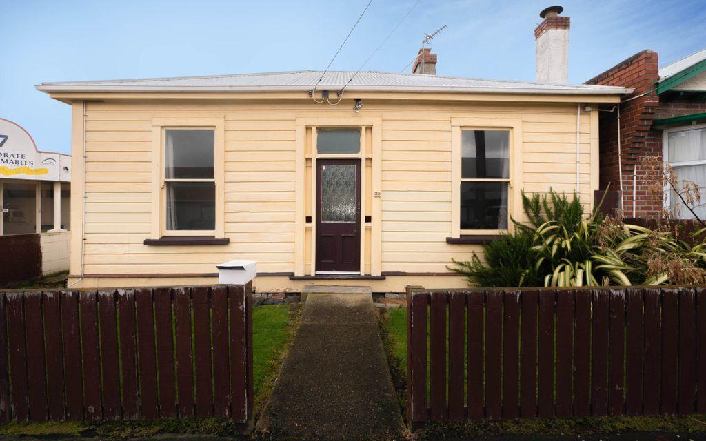 Handy location in South Dunedin