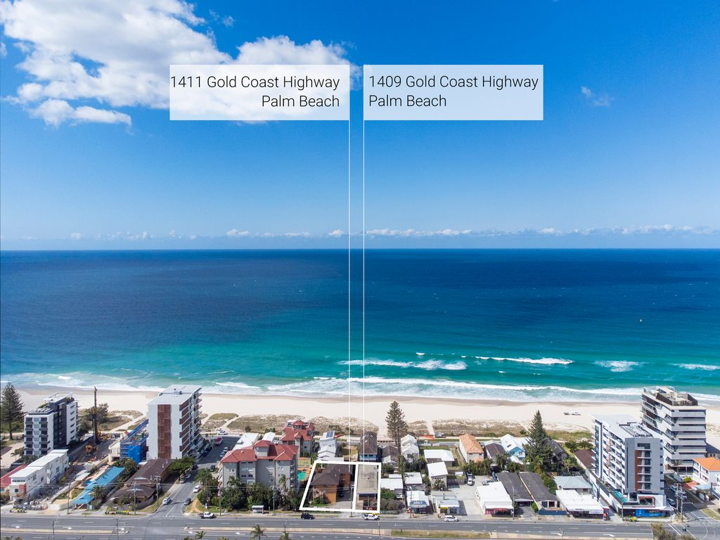Extraordinary Development Opportunity On Palm Beach Doorstep