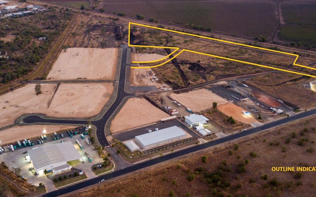 10.97 HECTARE INDUSTRIAL LAND