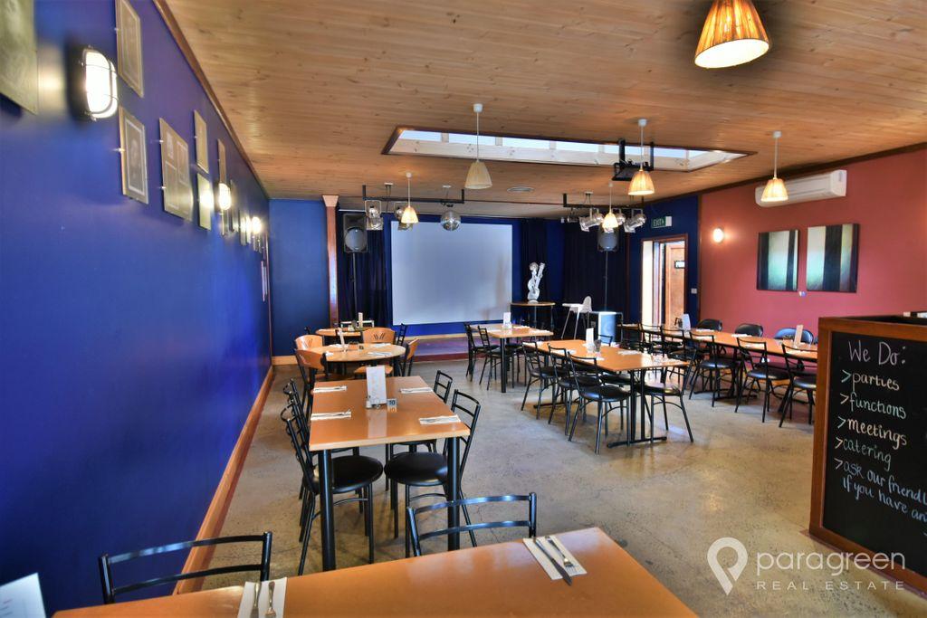 RHYTHM CAFE – LEASEHOLD BUSINESS
