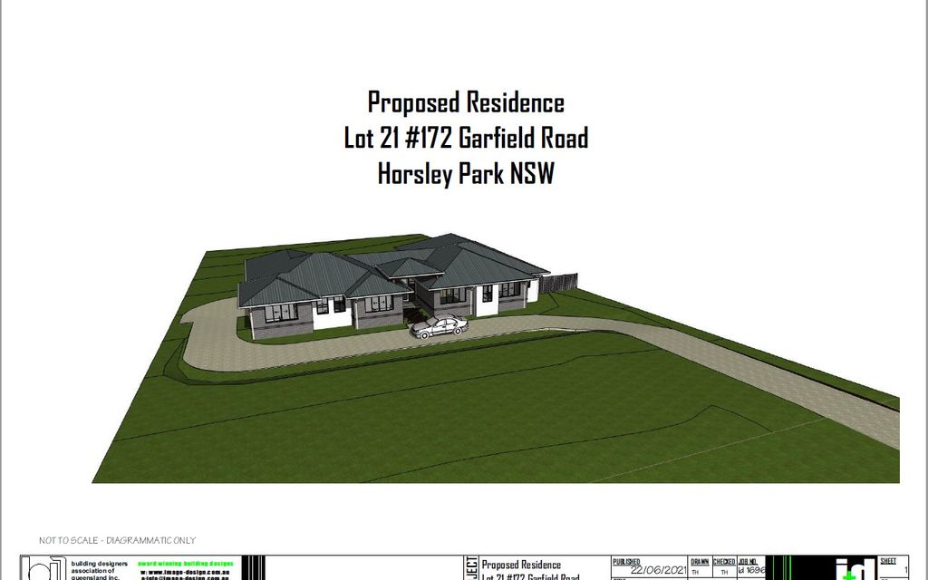 DA APPROVED HOME SITE – WORK & LIFESTYLE OPPORTUNITY