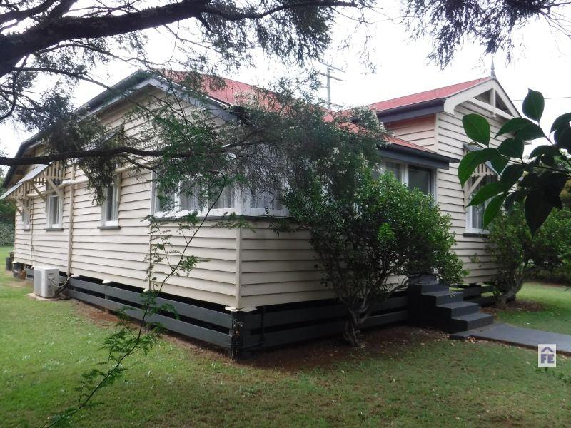 House close to Taabinga School