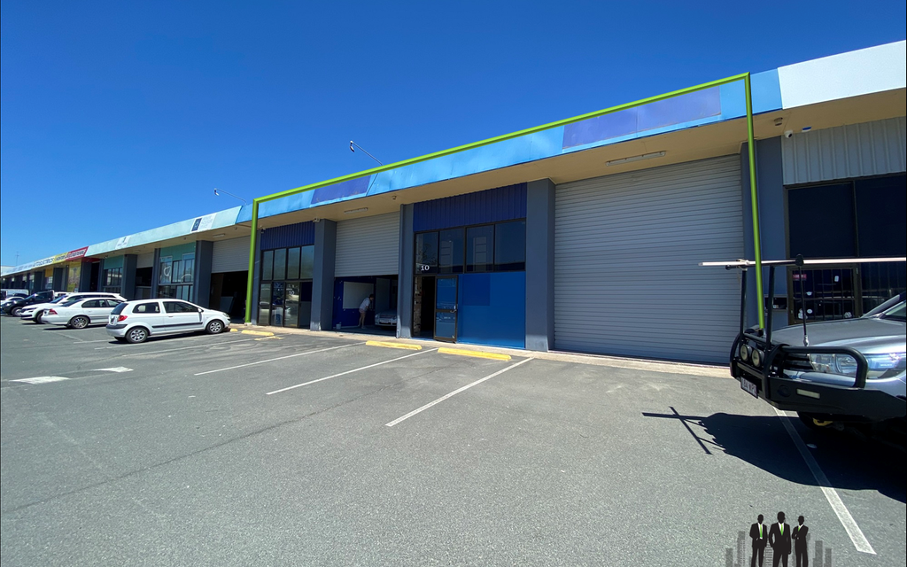 Warehouse/Office Along Busy Gympie Road