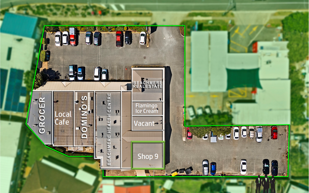 Retail, Office Or Medical Opportunity In Beachmere