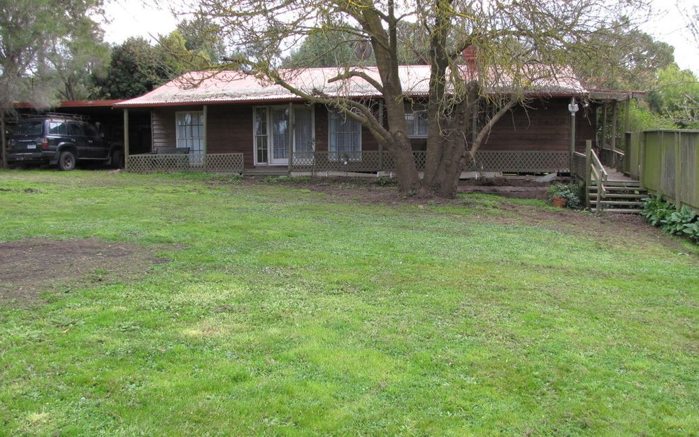 TWO ACRES AND A HOUSE RIPE FOR RENOVATION!