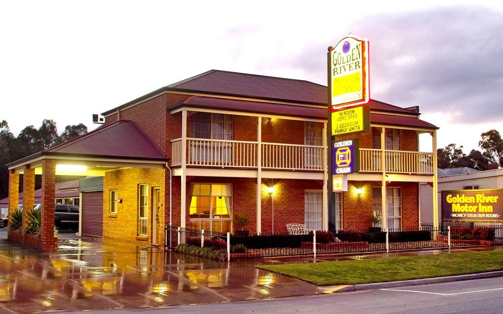 Neat as a pin Motel in Premier Murray River Tourist Town
