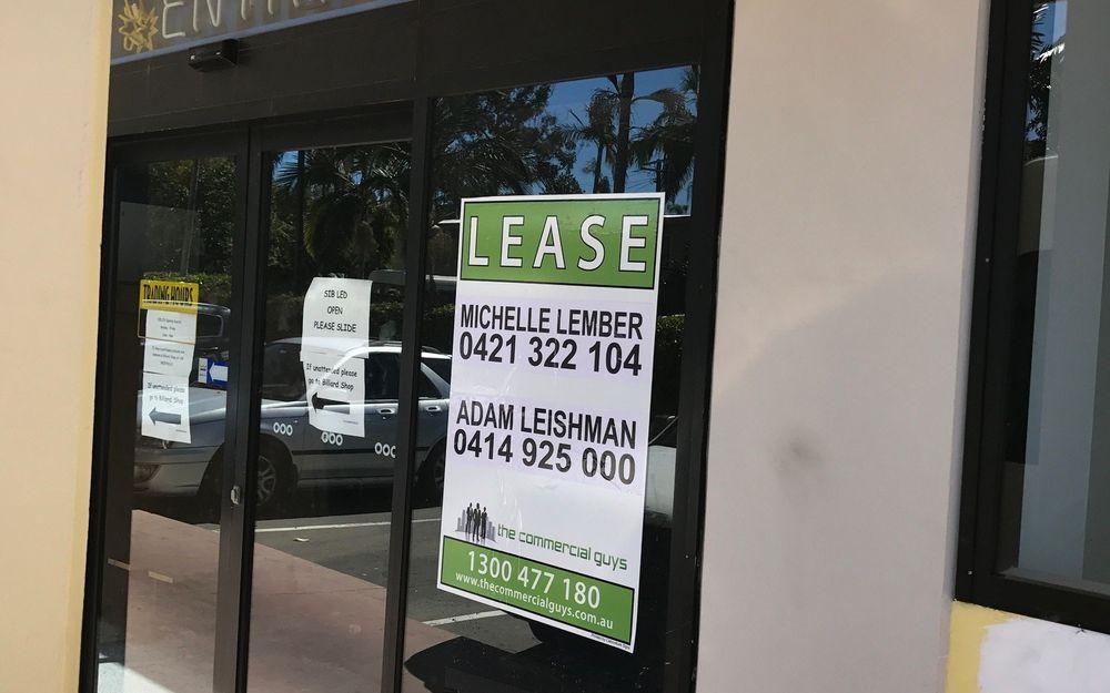 EXPOSED Location – Retail/Showroom