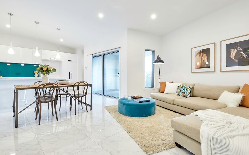ONLY ONE APARTMENT LEFT – BE QUICK!