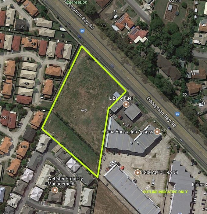 COMMERCIAL AND RESIDENTIAL DEVELOPMENT SITE IN DECEPTION BAY