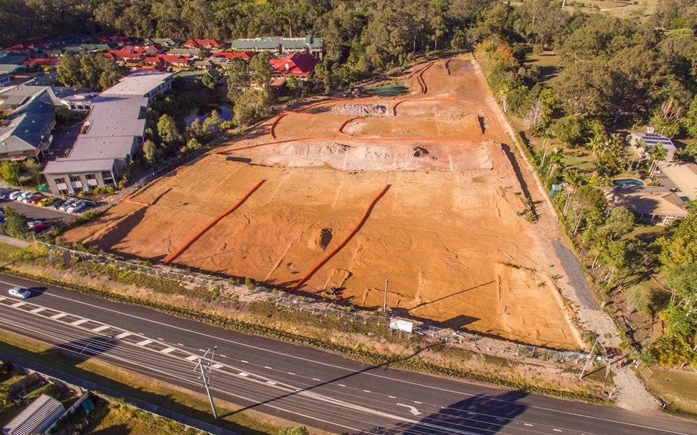 Ready to DEVELOP, OP Works Underway, PRIME Caboolture Site