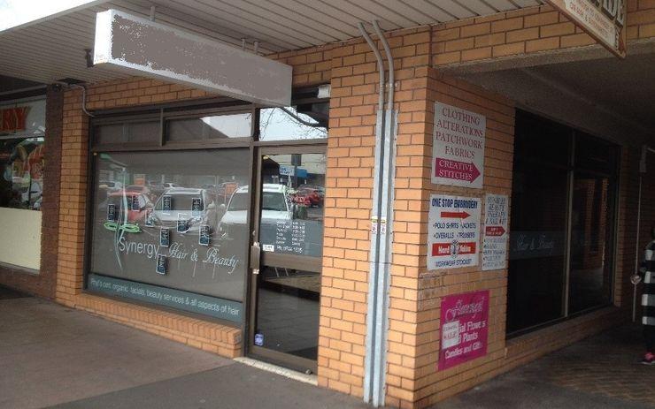 Highly visible Evans Street retail premises.