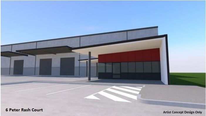 NEW Bribie Island Rd Warehouse Built To Your Specification