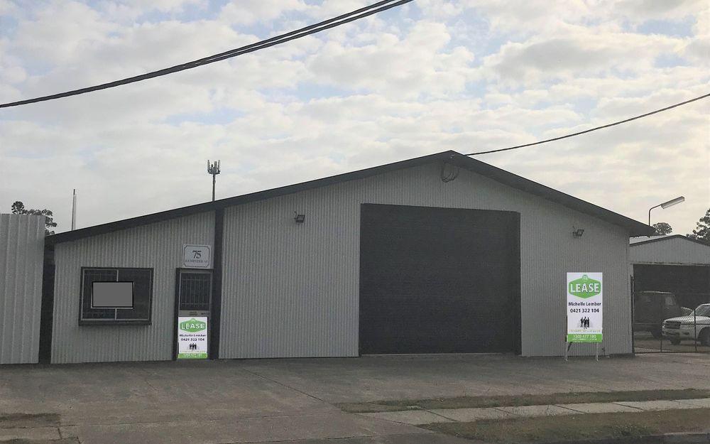 Warehouse/Dance Studio/Office