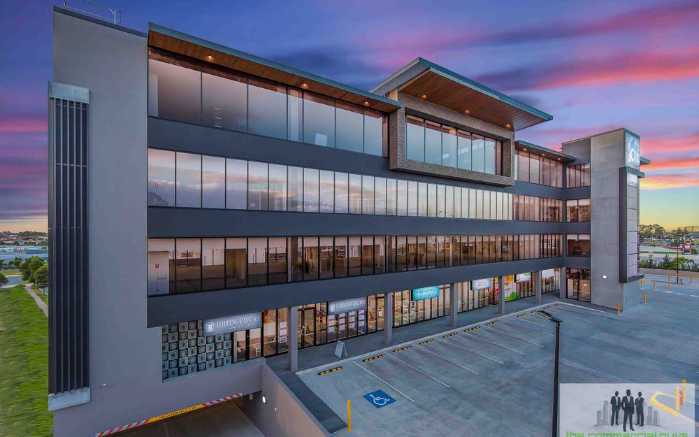 Premium Office Space – 80% Leased – Brand New North Lakes Professional Complex