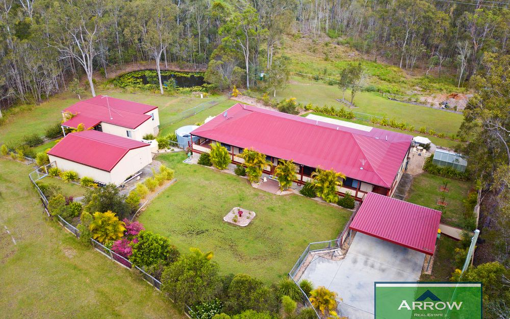 Hidden Treasure with Dual Living on 5 acres