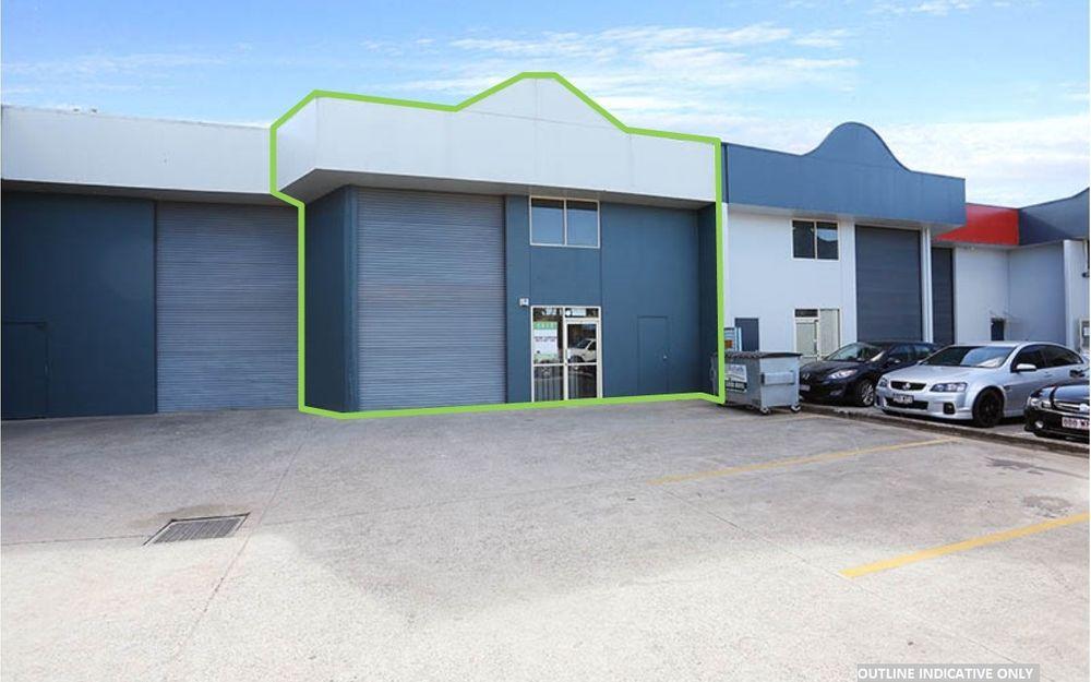 Tidy Corporate Park Warehouse