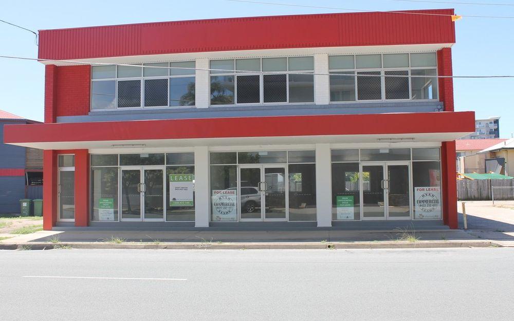 Ground floor Retail or Office