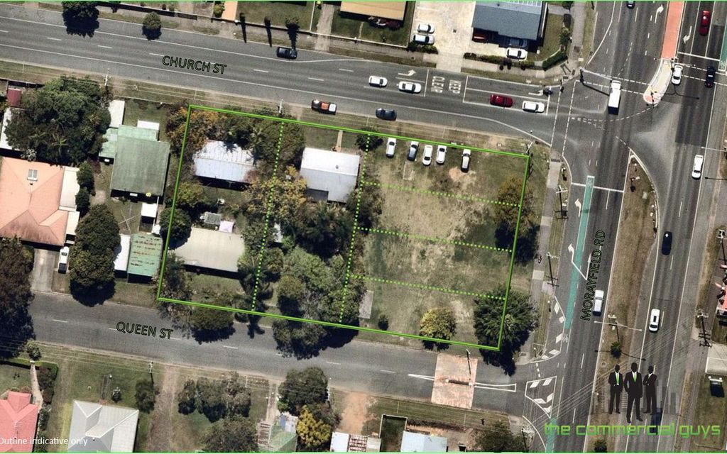 Development Site On Morayfield Road